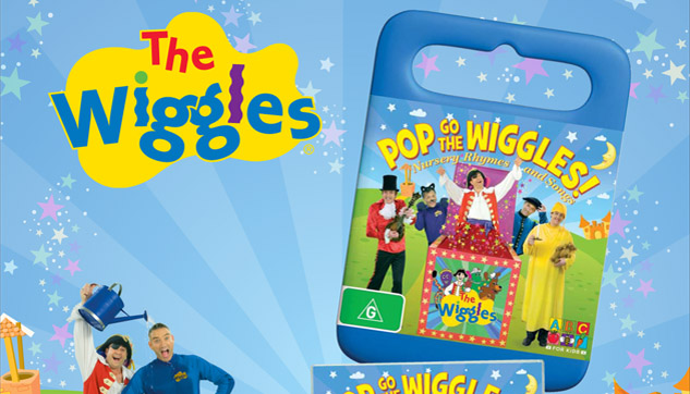 Wiggles Poster ad