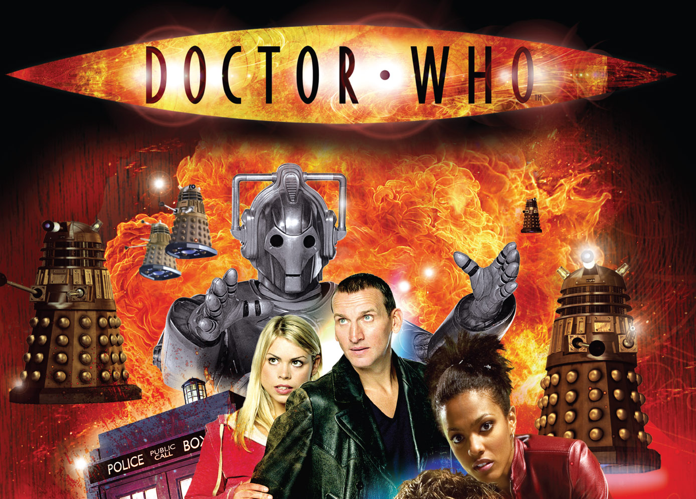 Doctor Who DVD ad