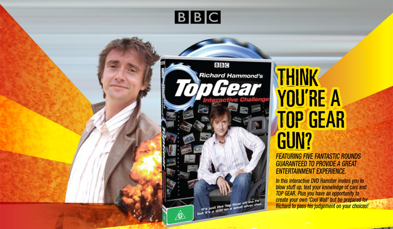 Top Gear Double Ad